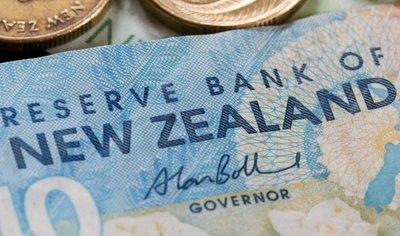 新西兰联储降息50个基点至纪录新低1% 为年内第二次降息