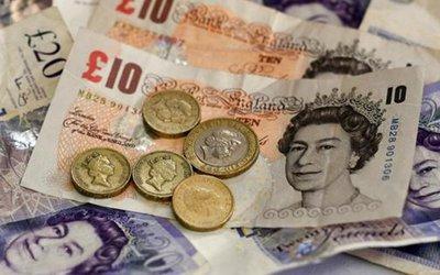 新一轮宽松浪潮席卷、无协议脱欧风险加剧 英镑处境堪忧